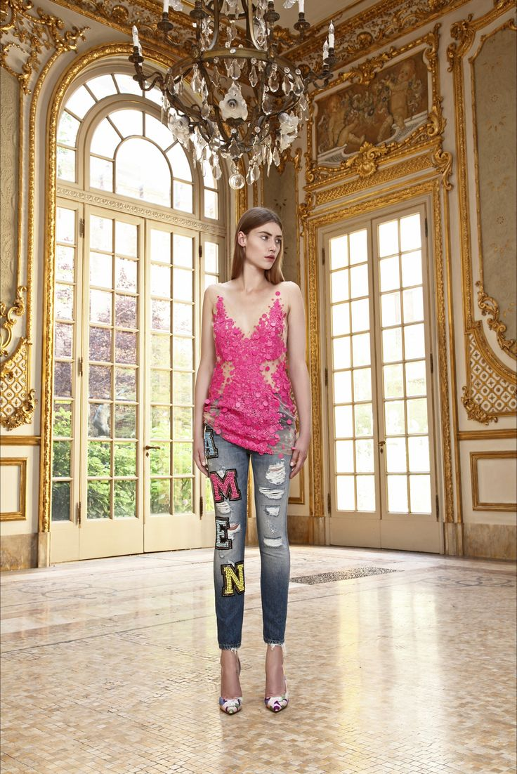 Sfilata .Amen. Milano - Collezioni Primavera Estate 2016 - Vogue