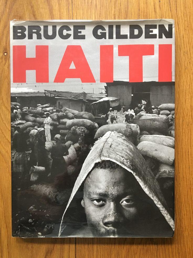 From Bruce Gilden's photography book 'Haiti'.