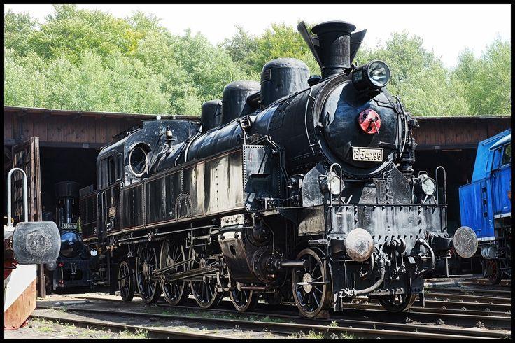 old train ll - Lužná u Rakovníka