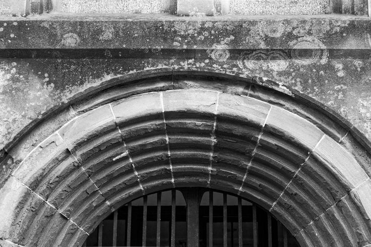 Arch Doorway at the Old Charleston Jail, Built 1802 (A0018618)
