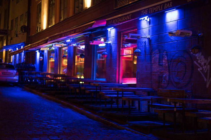 Stockholm in neon 2