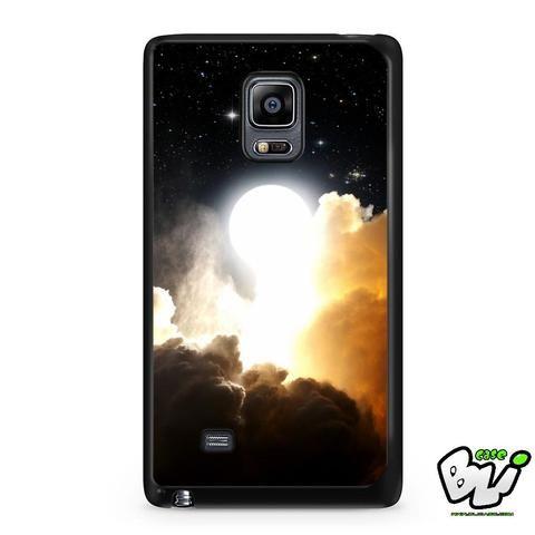 Moon Night Sky Samsung Galaxy Note 5 Case