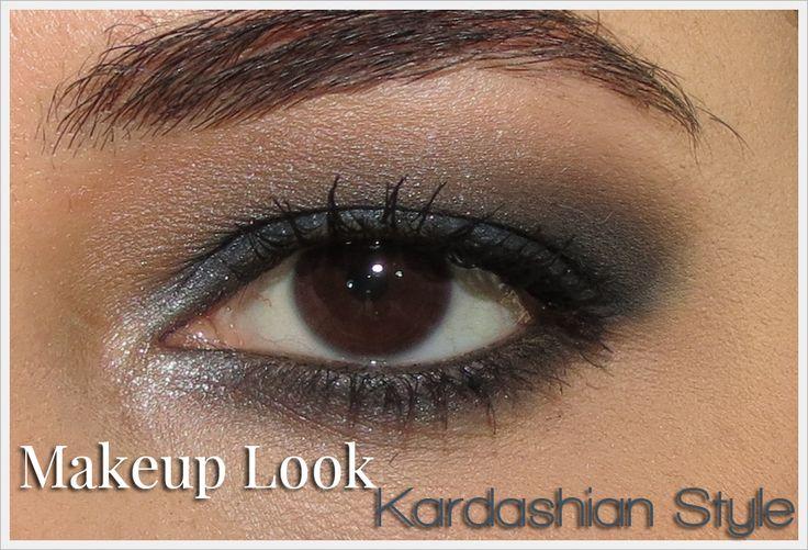 Makeup Look: Kardashian Style