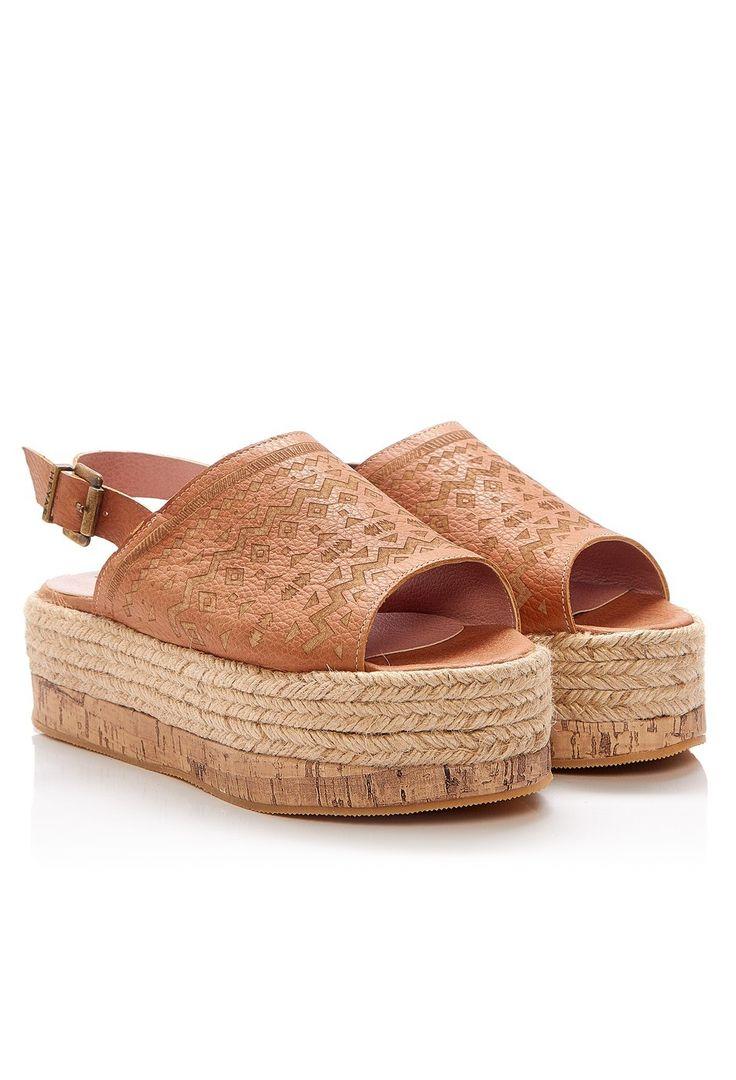 Heyas - Zapatos Lacan suela