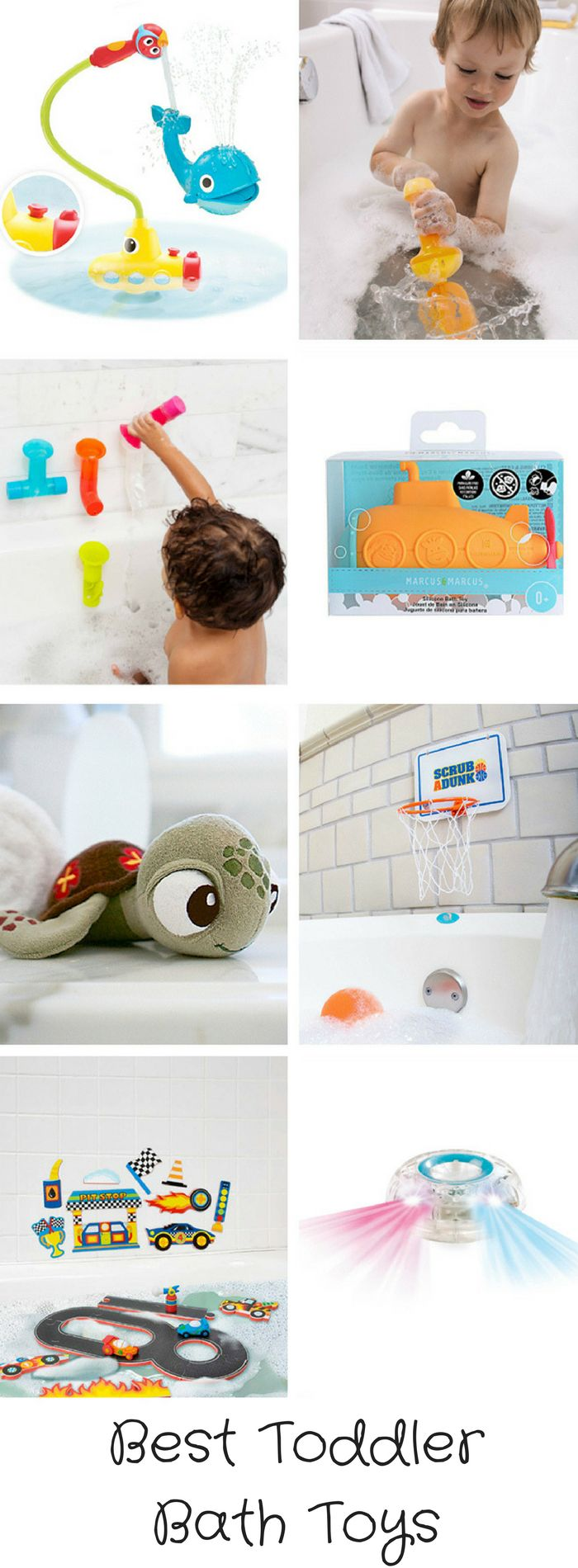 Squeaky Clean Fun: Best Bath Toys for Toddlers | Bath Fun For Kids | Favorite Bath Toys | Toddler Gift Ideas | MomTrends.com