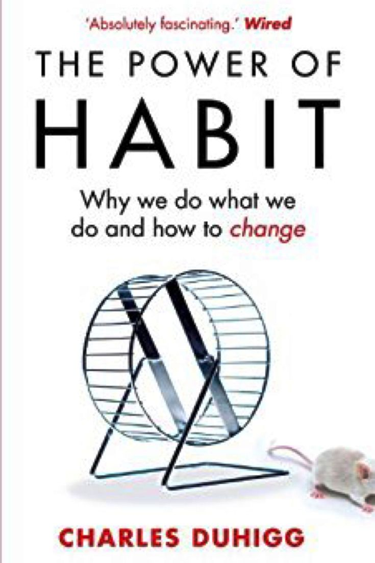 What if radical self-improvement was easy? It can be if you harness the power of habit. The Power of Habit by Charles Duhigg -bookerina.com
