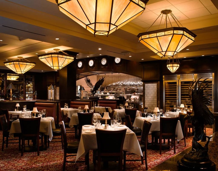 The Capital Grille Nationally Acclaimed For Dry Steak