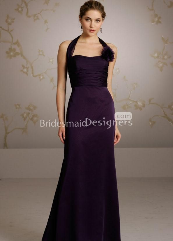 16 best Plum Bridesmaid Dresses images on Pinterest