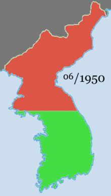38e parallèle — comprendre la guerre de Corée
