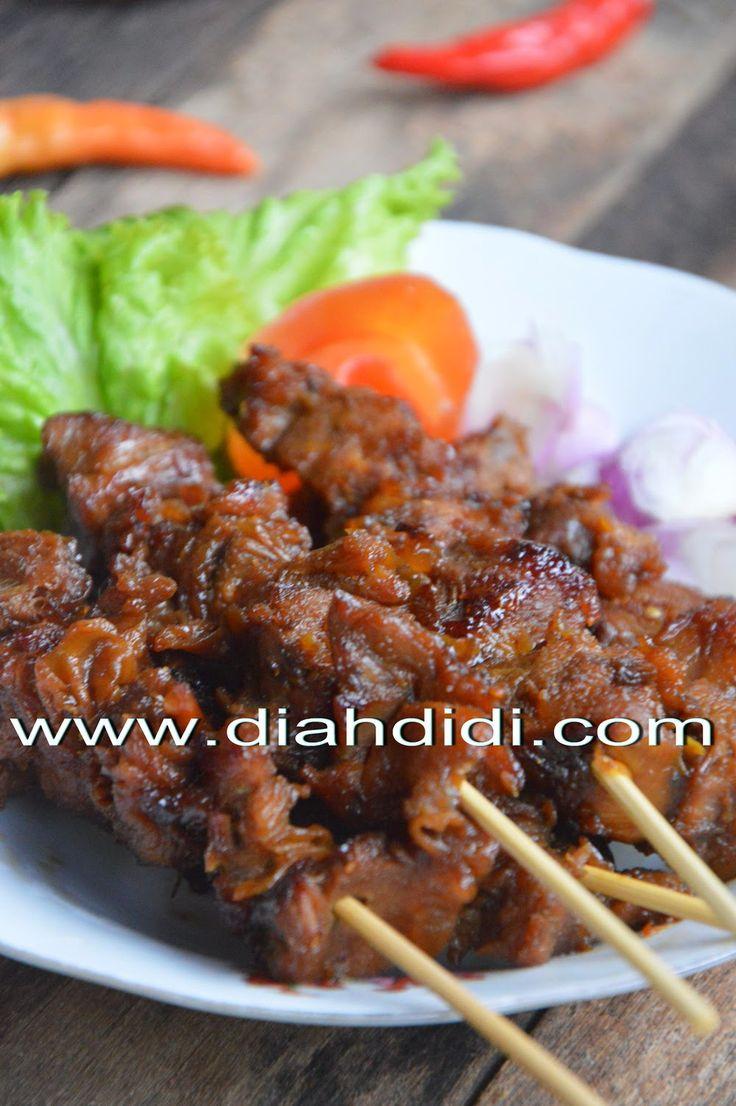 Diah Didi's Kitchen: Tongseng & Sate Kambing Dalam Sekali Masak & Satu ...