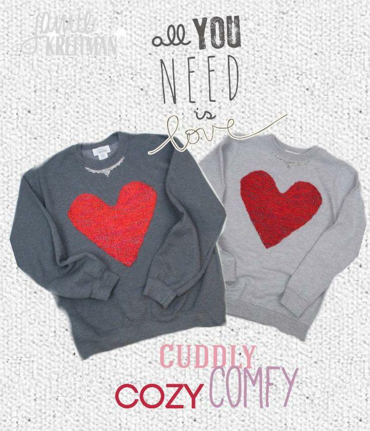 Cozy up for Valentine's Day! @Bazaart