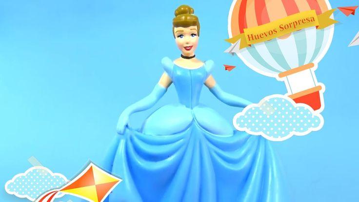 Limo juguete con sorpresas para los niños de Mickey Mouse Disney Princesa