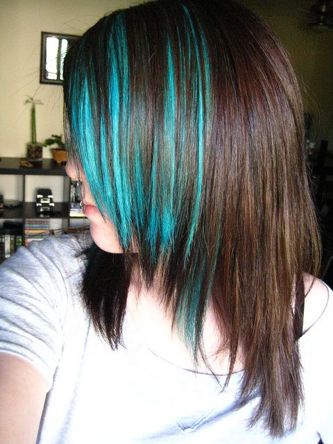 Best 25 Turquoise Highlights Ideas On Pinterest Picture