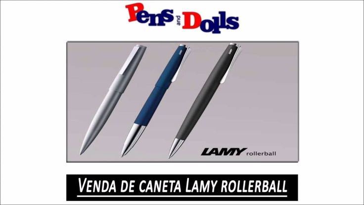 Venda de caneta Lamy rollerball - Pens and Dolls