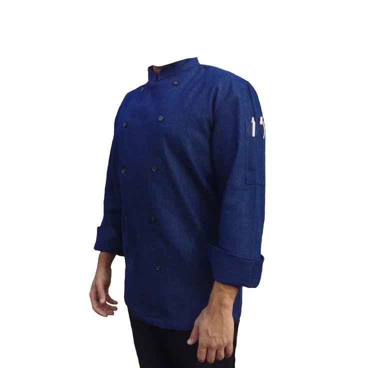 Blue Chef Coats | Chef Satchel