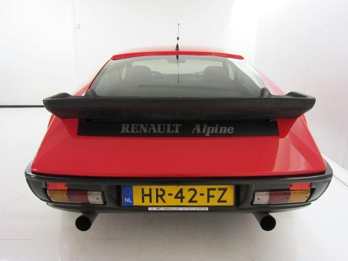 Renault - Alpine A310 2.7 V6 - 1982