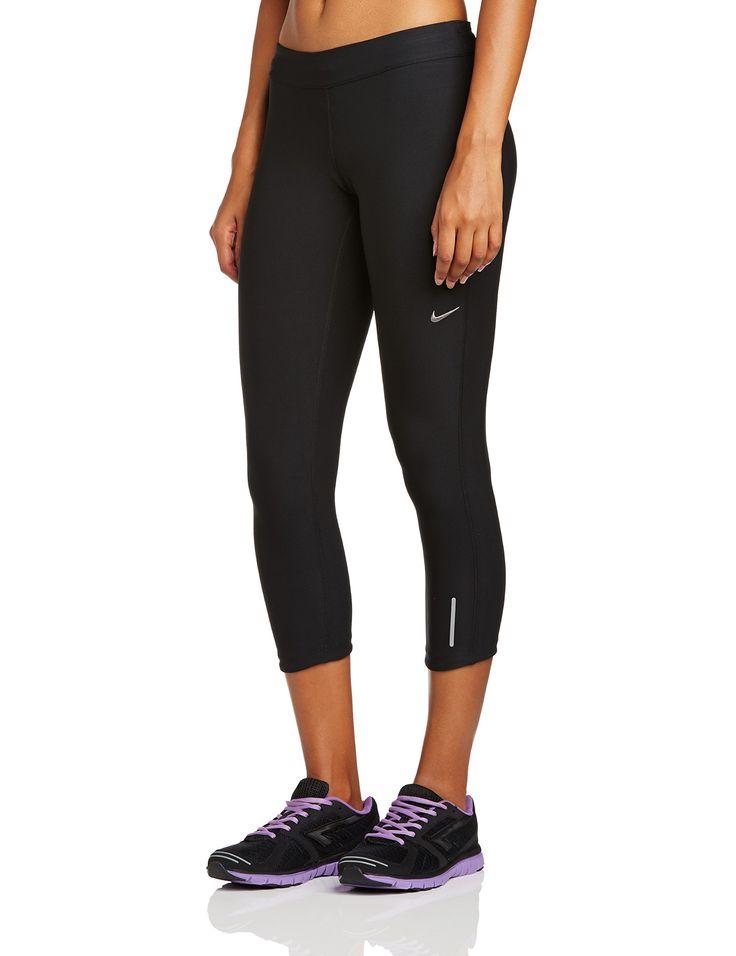 Amazon.com: Nike Women's Relay Crop Pants: Sports & Outdoors