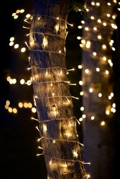 Simple Light Chain - Suitable for Indoor and Outdoor Use - Light Chains - Lighting