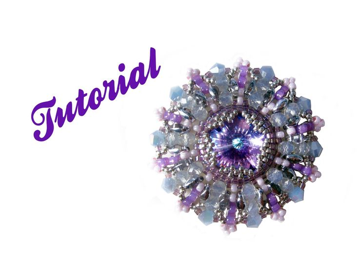 "[Beadwork] |DIY| .:: Tutorial ""Ciondolo Urchin Sea "" ::."