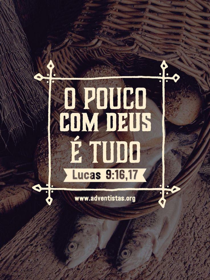 Deus como eu te amo ♥