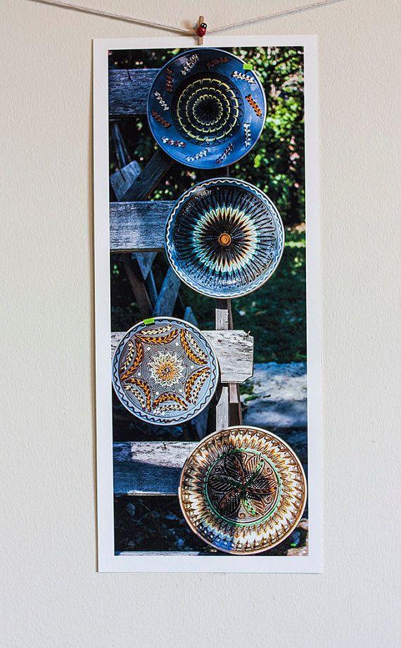 Romania  Ceramics by Pusha on Etsy,