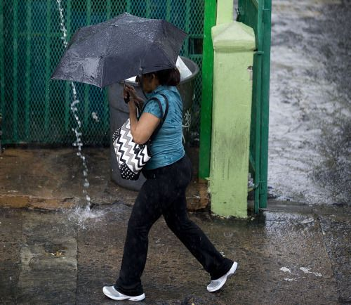 Continúa alta la probabilidad de lluvia -...