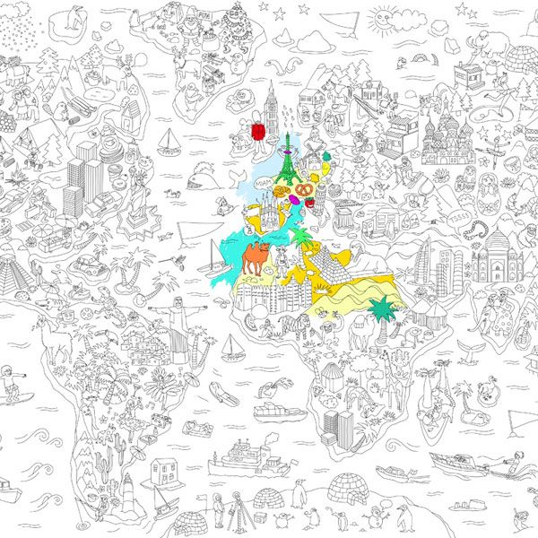 Artists Coloring Book Pepin : 90 best colouring in images on pinterest