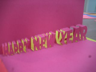 Pop-Up 3D Words and Messages!: 7 Steps (with Pictures)
