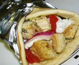 8 best greek lunch buffet images on pinterest greece greek chicken souvlaki forumfinder Choice Image