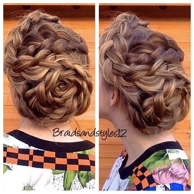 Best Updo Hairstyle Images On Pinterest Hair Updo Styles - Diy updos youtube