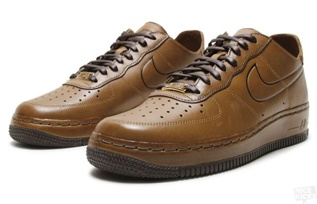 """Nike Air Force 1 Supreme Deconstruct """"Hazelnut."""". http://www.eastbay.com/product/model:162569/sku:11455200/nike-air-force-1-low-supreme-mens/brown/brown/?cm=GLOBAL%20SEARCH%3A%20KEYWORD%20SEARCH"""