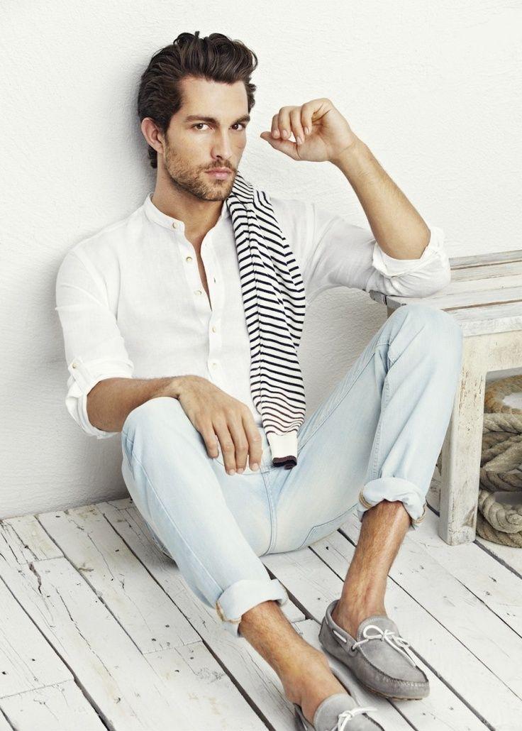 Как создать стильный базовый мужской гардероб! Список must have покупок для шопинга с имидж-стилистом!