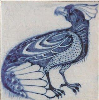 William De Morgan tile exhibition - SalvoNews.com