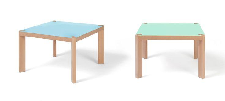 Stolik Candy kwadratowy H 40 cm - Sklep Toto Design
