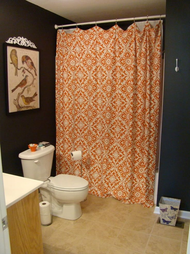 Old Shower Curtain Crafts