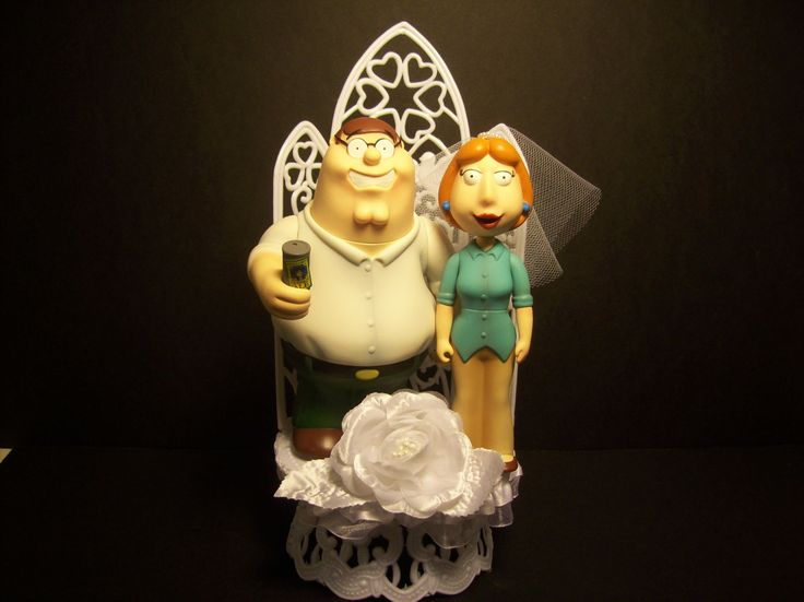 funny family wedding cake toppers quot family quot lois and wedding cake topper 14544