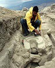 Anadolu'nun en eski tuvaleti! | Hürhaber #Erzincan #Üzümlü #Cimin #Altıntepe #Türkiye #arkeoloji #archeology #Turkey #Urartu