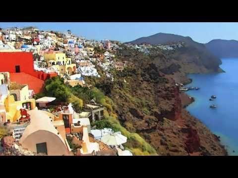 Santorini (time-lapse)