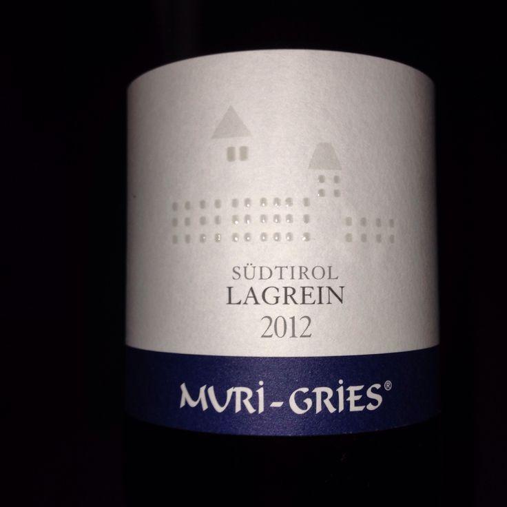 Ein Schluck Südtirol für zu Hause. #Lagrein vom Weingut Muri-Gries.
