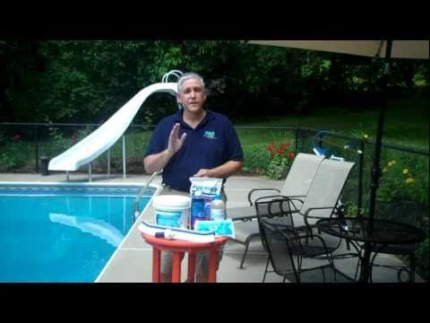 ▶ Curing Cloudy Pool Water, ParPools.com - YouTube