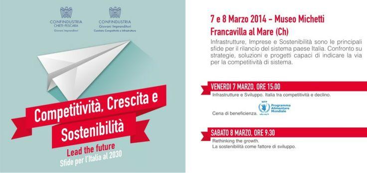 Giovani industriali e sostenibilità confronto a Francavilla con cena benefica | L'Abruzzo è servito | Quotidiano di ricette e notizie d'Abruzzo