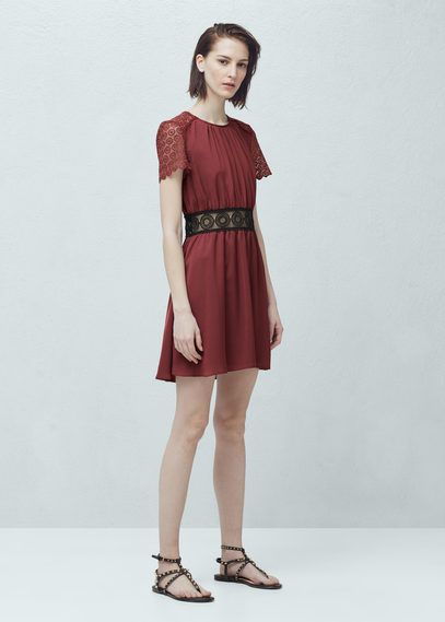 Dresses - Sale - Woman | MANGO United Kingdom