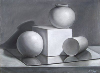Easy Still Life | This for instance is a simple still life