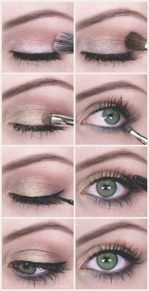 The Natural Neutral Eye is the perfect, everyday beauty trend to embrace this Summer. - DIY Beauty Tutorial