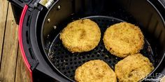 Pour yourself a glass of sweat tea & learn how to fry up fried green tomatoes using the air fryer! So good! You don't want to miss this southern comfort food!