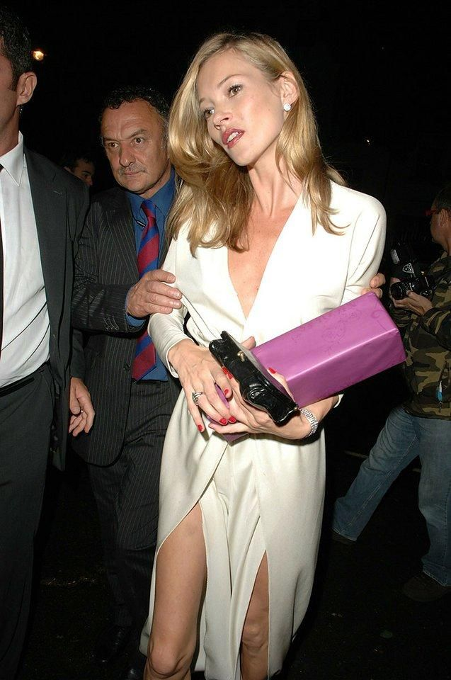Happy Birthday Kate Moss! Her 5 Best Party Beauty Looks