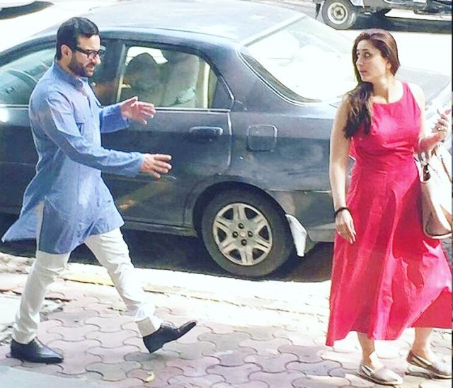 7 Perfectly Timed Photos of Kareena and Saif That'll Make You Think She's the Boss in the Relationship