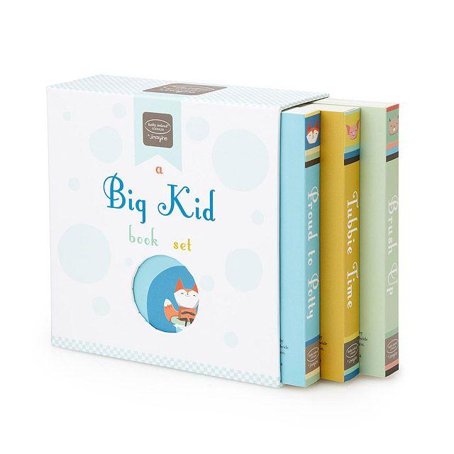 Big Kid Book Set 1