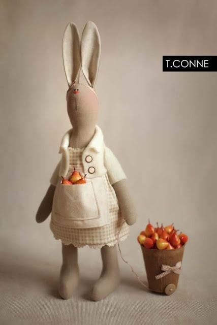 Pear Bunny