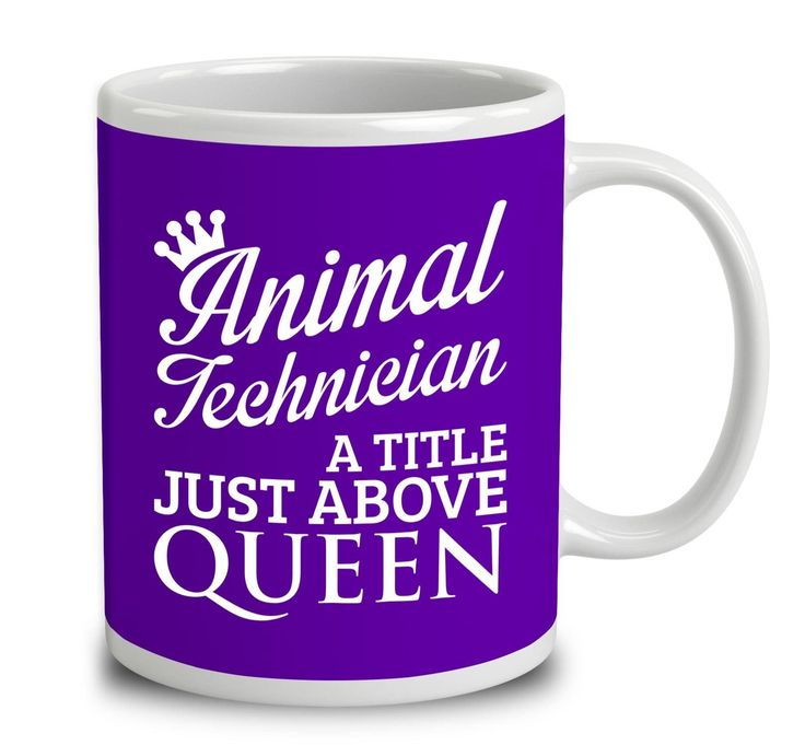 Animal Technician A Title Just Above Queen
